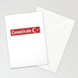 Canakkale 17 Türkiye Stationery Cards