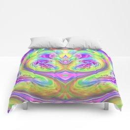 Psychedelic Alien Life Comforters