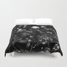 DARK FLOWER Duvet Cover