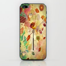 Time for Fall iPhone & iPod Skin