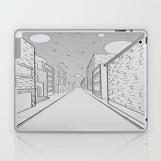 Cosmos City Laptop & iPad Skin