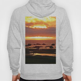 Stunning Orange Sunset Hoody