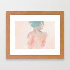 Something About Women IV Framed Art Print