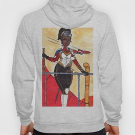 The Lady of The Air Hoody