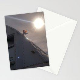 Sunlight On Cellar Stationery Cards