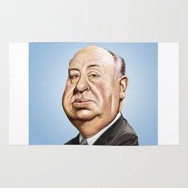 Alfred Hitchcock Rug