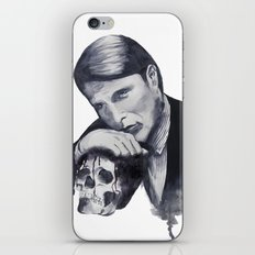 Hannibal iPhone & iPod Skin