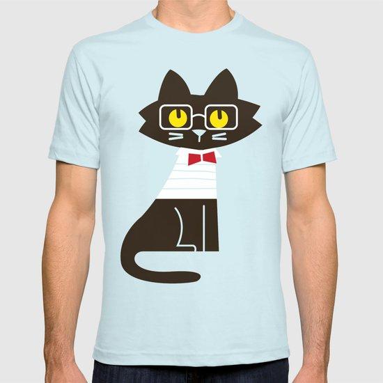 Fitz - Preppy cat T-shirt