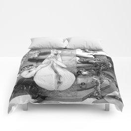 The constellation erotique 3305 Comforters