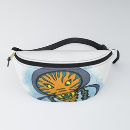 The Caped Jelly Fanny Pack
