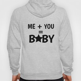 Baby pregnancy mother father child gift Hoody