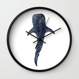 WHALE SHARK II Wall Clock