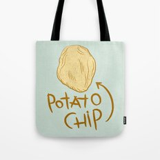 POTATO CHIP Tote Bag