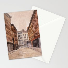 Crosby Street, NYC Stationery Cards