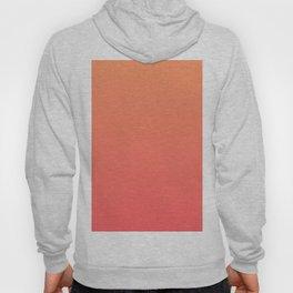 Orange Coral Hoody