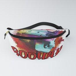 Booyah  - Skull Fanny Pack