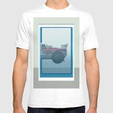 Lancia 037 Mens Fitted Tee White MEDIUM