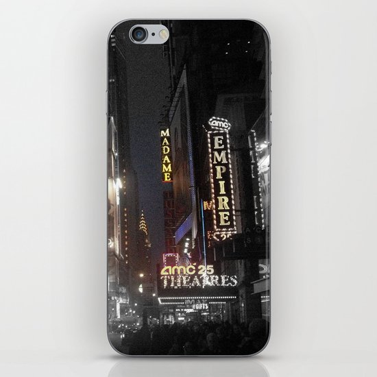 Night Life iPhone & iPod Skin