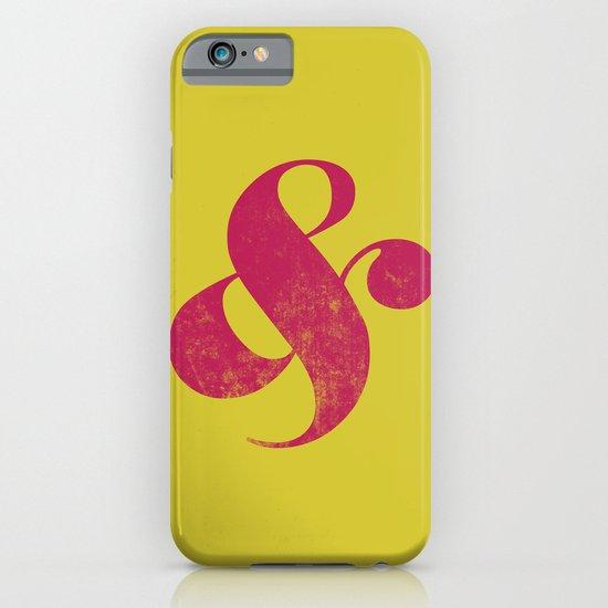 & 002 iPhone & iPod Case