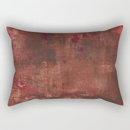 Abstract No. 415 Rectangular Pillow