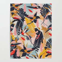 Paradise Birds II. Poster