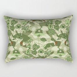 Forest Dwellers Rectangular Pillow