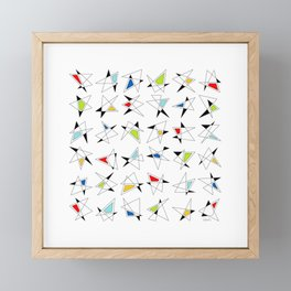 Swing Framed Mini Art Print
