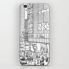 Tokyo - Shinjyuku iPhone & iPod Skin