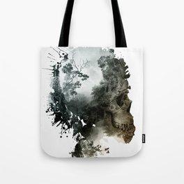 Skull - Metamorphosis Tote Bag