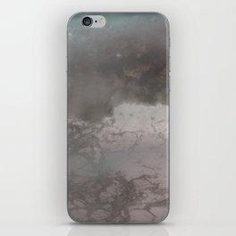 negative sea iPhone Skin