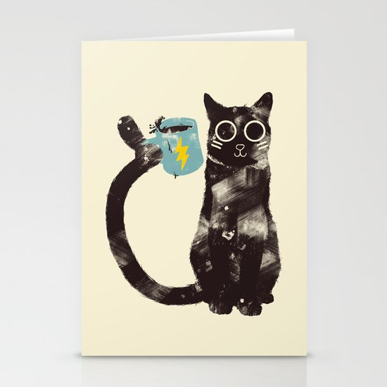 On Drugs Stationery Cards