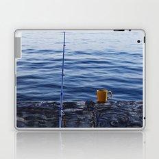 Sunrise Fishing  Laptop & iPad Skin