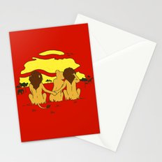 Ballads of Extinction Stationery Cards