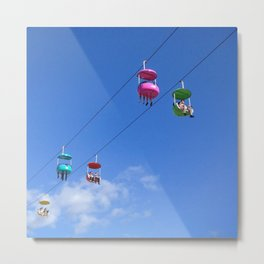 candy necklace Metal Print
