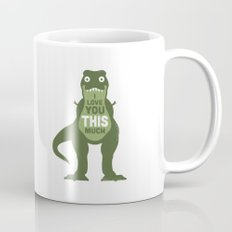 Amourosaurus Mug