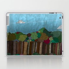 BigFoot Forest (Colour) Laptop & iPad Skin