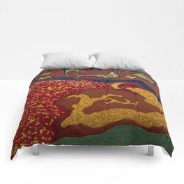 Euphoric Appetite Comforters