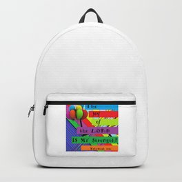 The Joy of the Lord Backpack