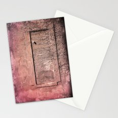 The Lost Window  Stationery Cards