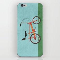 Chopper Bike iPhone & iPod Skin