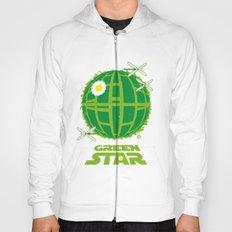 Green Star Hoody