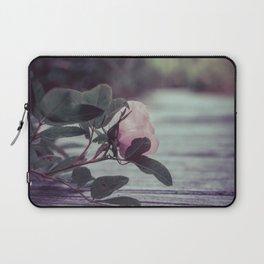 Rose (Vector) Laptop Sleeve