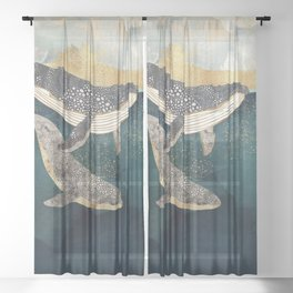 Bond II Sheer Curtain