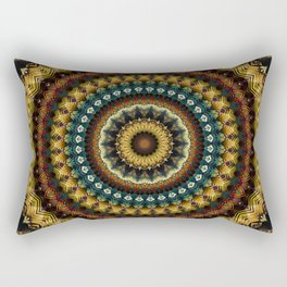 Mandala 217 Rectangular Pillow