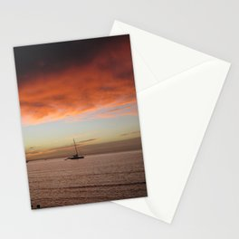 Molokai Sunset In December Stationery Cards