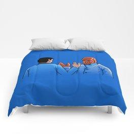 Salute Comforters