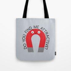 Be Steel My Heart Tote Bag