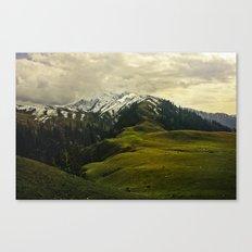 Spider mountain Canvas Print