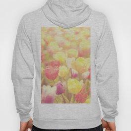 life isn't a tiptoe through the tulips ... Hoody