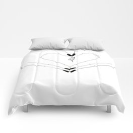 Clinging Comforters